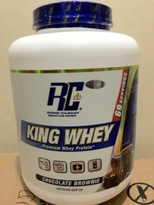 King Whey Ronie Coleman 5Lbs