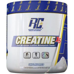 Creatine RC 300 gram XS Ronnie Coleman