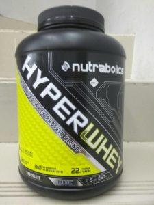 Nutrabolic Hyperwhey 5 Lbs BPOM sportisi Hyper Whey