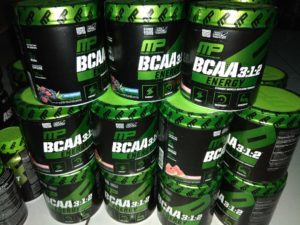 Musclepharm BCAA Energy 30 Serving Powder – Bcaa MP Bubuk