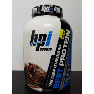 BPI Best Protein Whey 5 Lbs