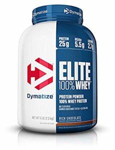 Elite Whey Dymatize 5Lbs dan Elite whey 10lbs