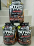 Nitrotech Ripped 4 Lbs BPOM Whey Protein