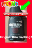 Monster Mass Ironlabs isi 90 Capsule (Original – Botol Besar)