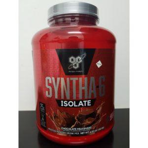 Syntha 6 Isolate 4lb BPOM