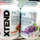 BCAA Xtend 30 serving Ecer 295rb dan Xtend 90 Serving